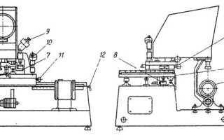 Настройка инструмента вне станка с чпу