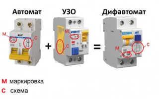 Какие диф автоматы ставят в квартире