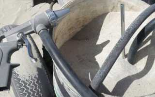 Какой песок используют для пескоструя