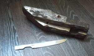 Сталь гадфильда и ножи из нее