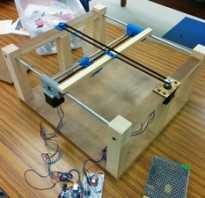 Как самому сделать лазерный гравер