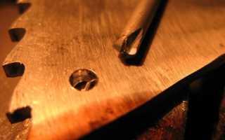 Как просверлить твердую сталь