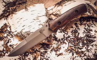 Марки ножевых сталей и их характеристики