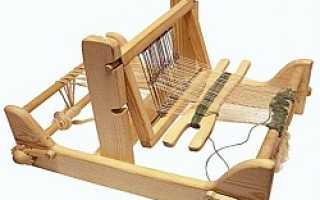 Принцип работы ткацкого станка