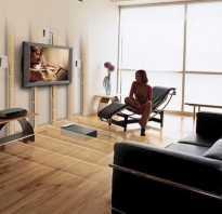 Размеры крепления телевизора на стену