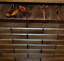 Станки для состаривания древесины