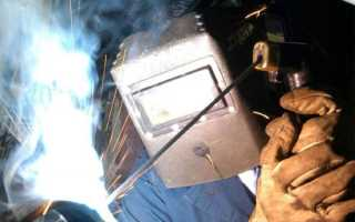 Сварка плавящимся электродом в среде защитных газов