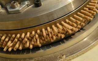 Станки для изготовления пеллетов
