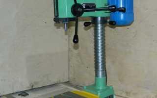 Сверлильный станок 2а112 технические характеристики