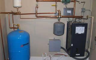 Схема электроотопления в частном доме