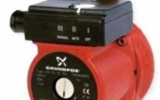 Газовый насос для повышения давления