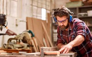 Обработка деталей на деревообрабатывающих станках