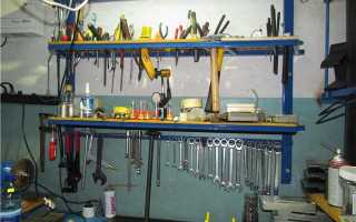 Какие инструменты нужны для гаража