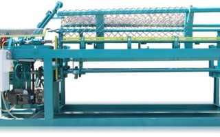 Оборудование для изготовления сетки