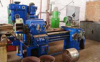 Токарный станок 1м95 технические характеристики