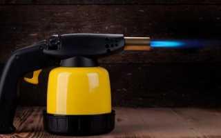 Лампа паяльная бензиновая какая лучше