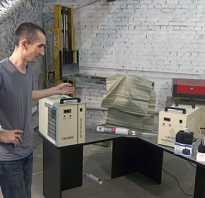 Чиллер своими руками для лазерного станка