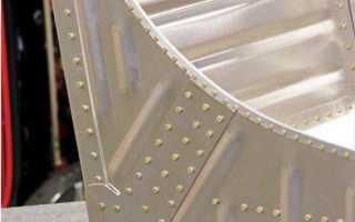 Как заклепать алюминиевую заклепку