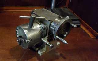 Делительное устройство для токарного станка