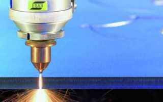 Устройство станка лазерной резки схема