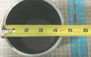Внутренний диаметр полдюймовой трубы