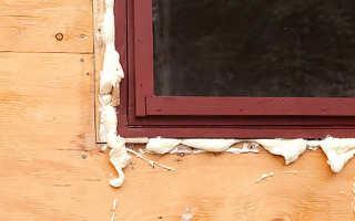 Чем можно очистить строительную пену