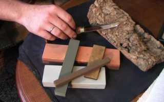 Самодельная заточка для ножей видео