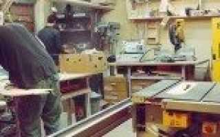 Станок для производства стружки из дерева