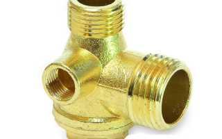 Перепускной клапан для компрессора