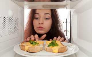 Микроволновая печь гудит но не греет