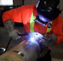 Требования безопасности при проведении сварочных работ