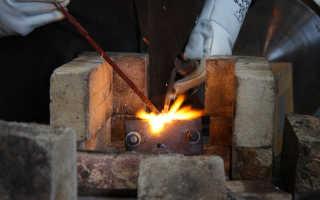 Как сварить сталь и чугун электросваркой