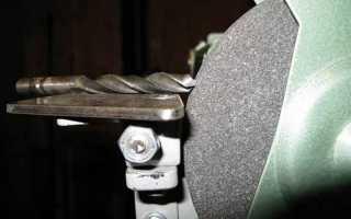 Как сделать заточной станок для сверл