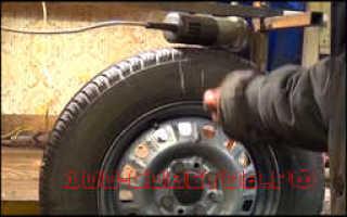 Станок для балансировки колес своими руками