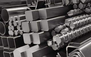 Виды углеродистых конструкционных сталей