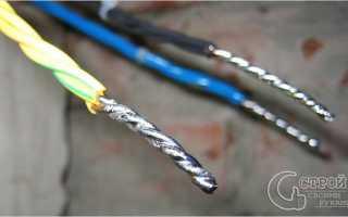 Соединитель для алюминиевых проводов