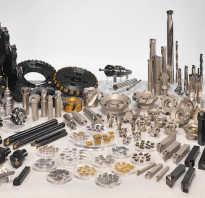 Режущие инструменты в машиностроении