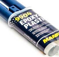 Как клеить эпоксидной смолой пластик