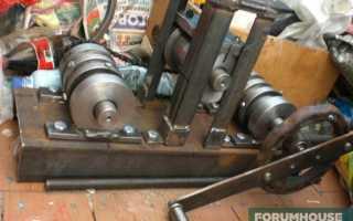 Изготовление роликов для трубогиба