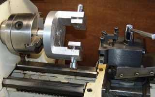 Приспособления на токарный станок по металлу