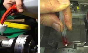 Какое масло заливается в токарный станок 16к20