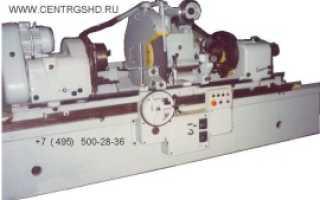 Круглошлифовальный станок 3а423 технические характеристики