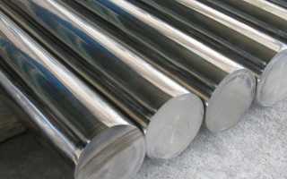 Как обозначается легированная сталь