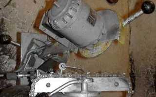 Ремонт заточных станков для цепей