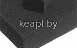 Вспененная резина с клеевой основой