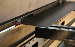 Станок для рубки листового металла