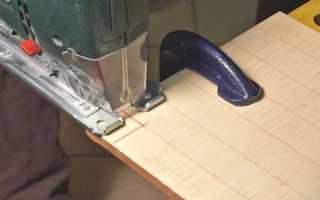 Пилка для электролобзика по кафелю