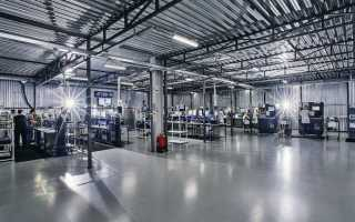 Виды производства в промышленности