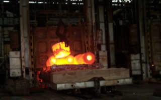 Технология горячей объемной штамповки