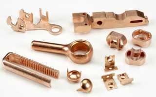 Как покрыть сталь медью в домашних условиях